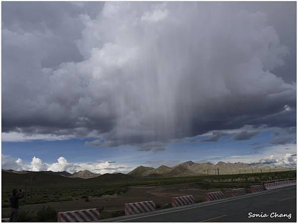 《魔幻天雨 –回日喀則的路上!》30