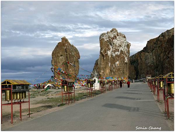 西藏。在天邊!《好福氣–世界神山日.慶德鄉望果節!》17