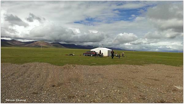 西藏。在天邊!《好福氣–世界神山日.慶德鄉望果節!》21