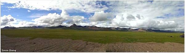 西藏。在天邊!《好福氣–世界神山日.慶德鄉望果節!》26