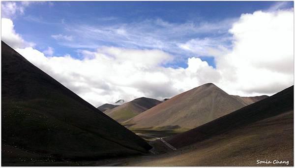 西藏。在天邊!《好福氣–世界神山日.慶德鄉望果節!》29