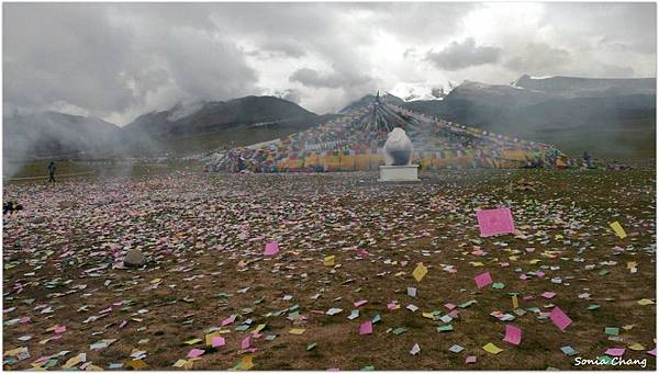 西藏。在天邊!《好福氣–世界神山日.慶德鄉望果節!》32