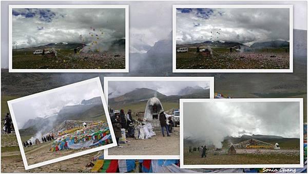 西藏。在天邊!《好福氣–世界神山日.慶德鄉望果節!》34