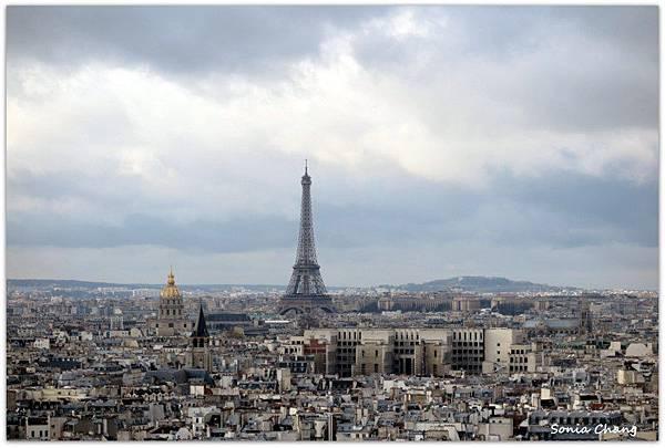 《我的巴黎從原點開始﹣法國.巴黎》16