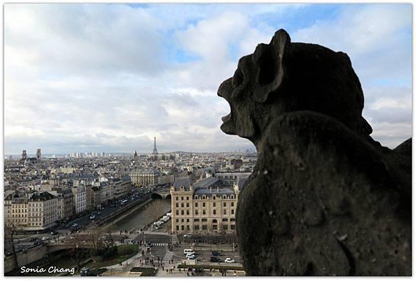 《我的巴黎從原點開始﹣法國.巴黎》11