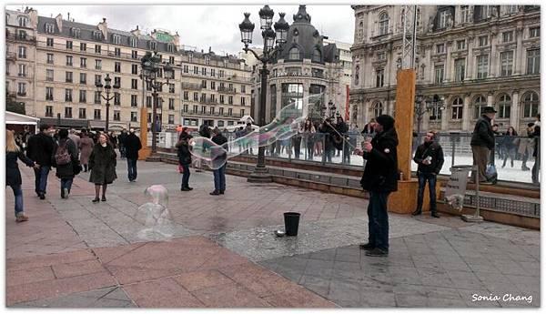《沒有地圖的巴黎﹣法國.巴黎》06