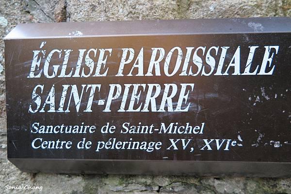 《金字塔山形的完美奇蹟﹣聖米歇爾山!法國.Mont ST Michel》14