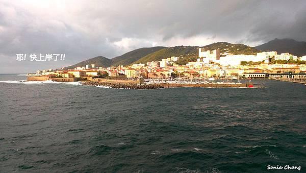 《地中海上15小時.科西嘉島Ajaccio》13