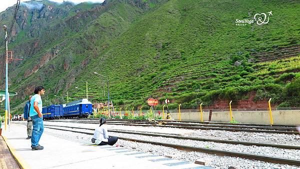 兩天一夜『驚』彩之旅 (上) – 馬丘比丘。Machu Picchu!48.JPG