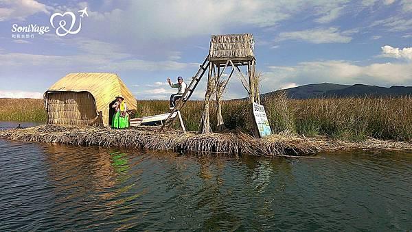 16 Puno的Titicaca 湖之旅–PUNO。Titicaca Lake 10.jpg