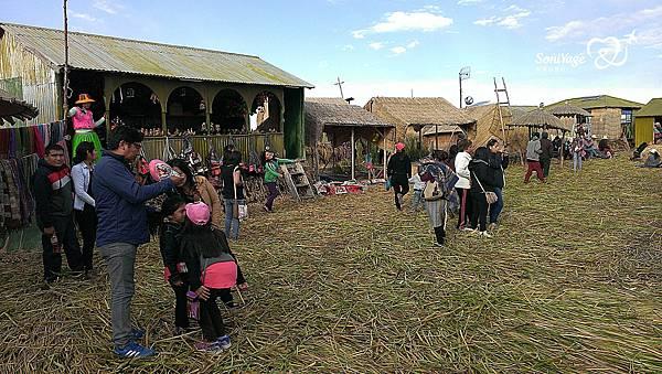 16 Puno的Titicaca 湖之旅–PUNO。Titicaca Lake 15.jpg