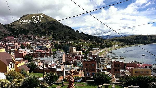 18 跨過國界,走進玻利維亞。Copacabana-Bolivia 10.jpg
