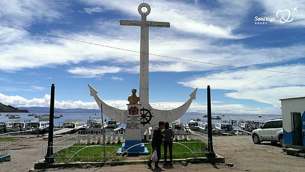18 跨過國界,走進玻利維亞。Copacabana-Bolivia 22.jpg