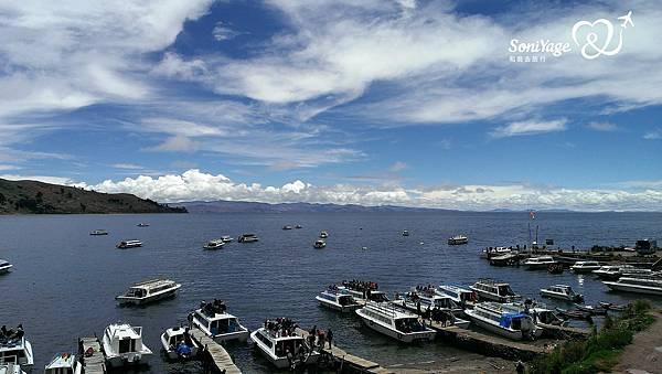 18 跨過國界,走進玻利維亞。Copacabana-Bolivia 21.jpg