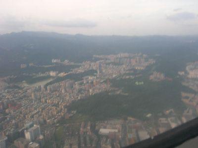 鳥瞰台北1
