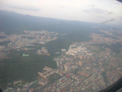 鳥瞰台北2