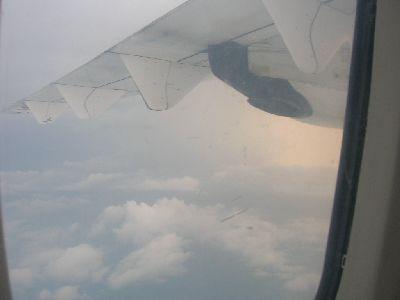 飛機上偷拍