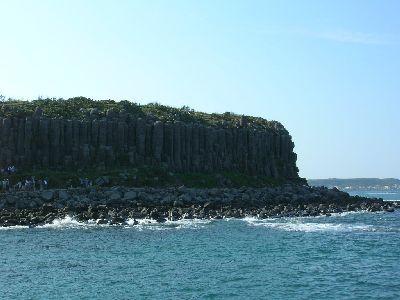 柱狀玄武岩