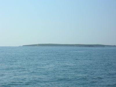 不知名的小島