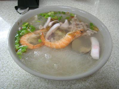晚餐-海鮮冬粉