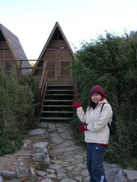 小木屋廁所