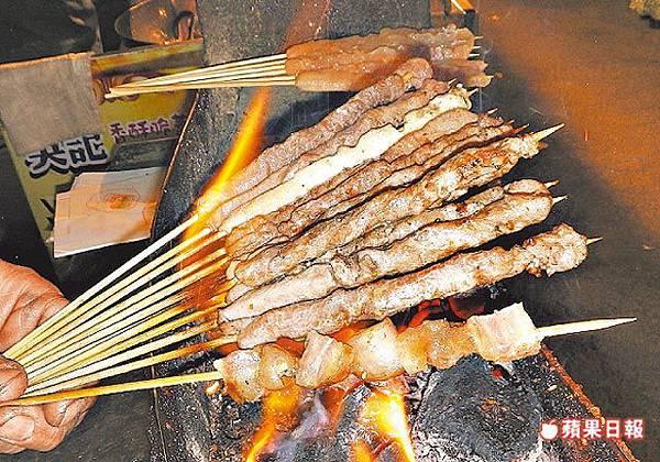 06你不知道的美食:新疆烤肉 孜然飄香
