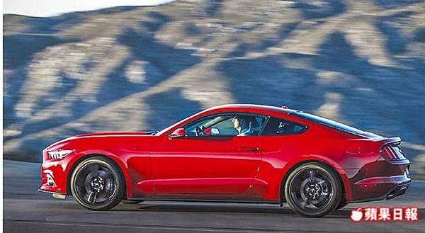 20野馬 好自由奔放 Ford新Mustang明年1月抵台-02