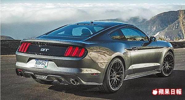 20野馬 好自由奔放 Ford新Mustang明年1月抵台-03