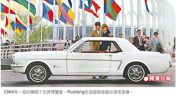 20野馬 好自由奔放 Ford新Mustang明年1月抵台-04