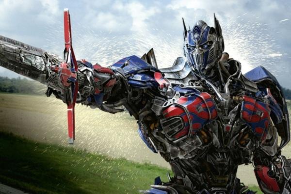 變形金剛5 IMAX預告2017