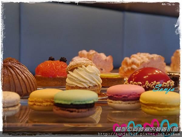 Oui Caf'e-甜點3