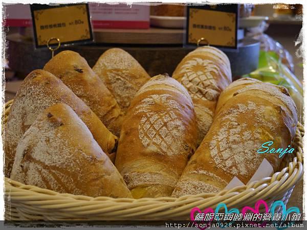 Oui Caf'e-歐法麵包1