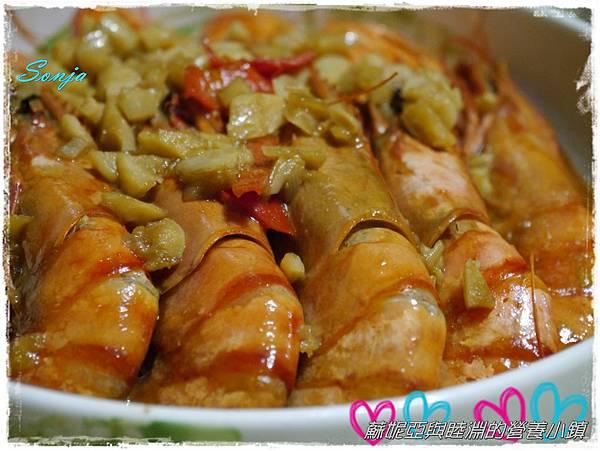 蒜香辣味蝦3
