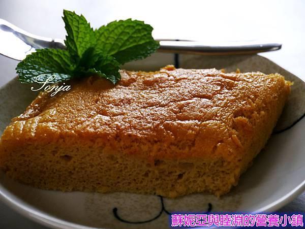 低蛋白點心-地瓜蛋糕9