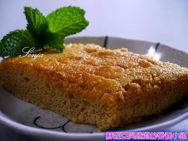 低蛋白點心-地瓜蛋糕10