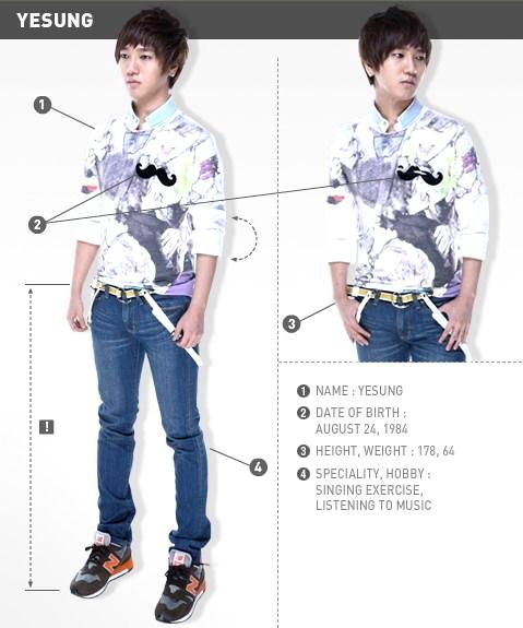 Ye Sung ( 3rd Album )