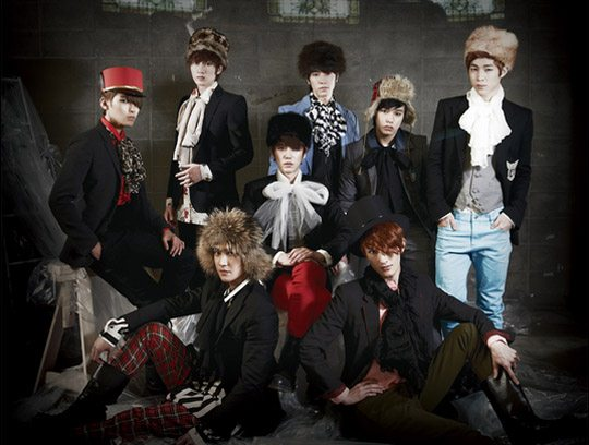Super Junior M Come Back
