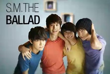 S.M. THE BALLAD Vol.1