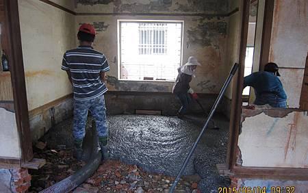 土水灌漿工程-01