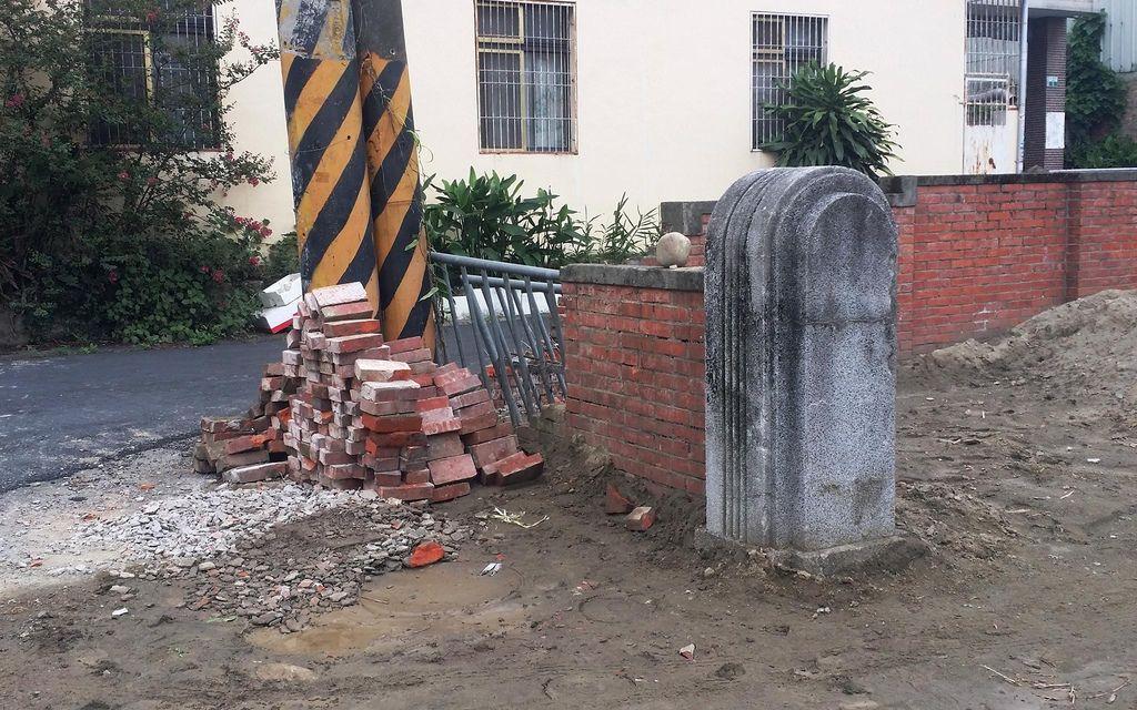 百年古磚整修-05