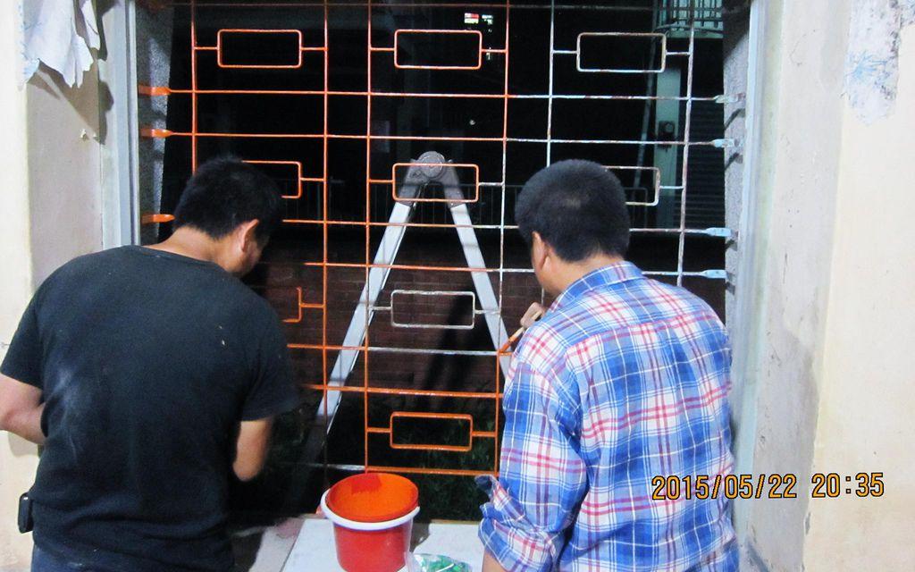 鐵窗整理-06