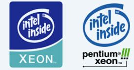 XEON (至強系列)處理器標誌