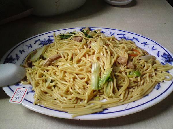 炒麵(中)