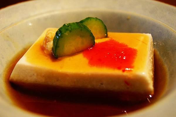 涼拌花生豆腐