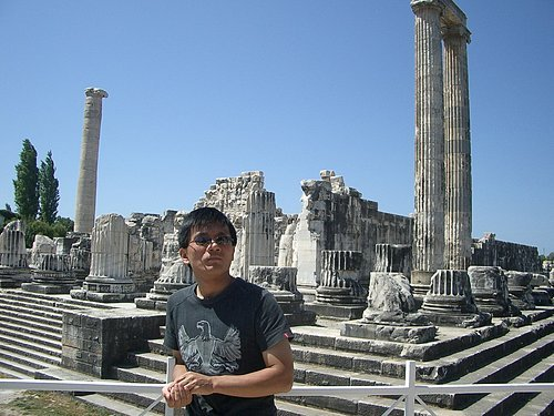 土耳其阿波羅神殿