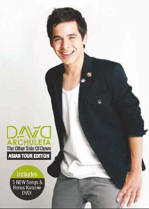 David Archuleta-The Other Side Of Down Deluxe Edition (Asian Tour CD+DVD).jpg