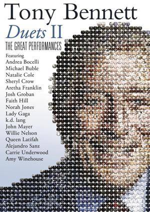 Tony Bennett-Duets II The Great Performances DVD