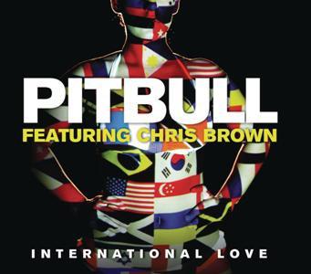 Pitbull Featuring Chris Brown-International Love single