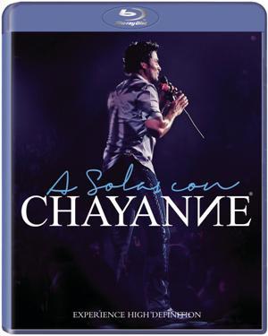 Chayanne-A Solas Con Chayanne BD
