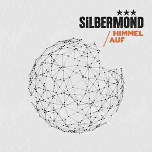 Silbermond-Himmel Auf